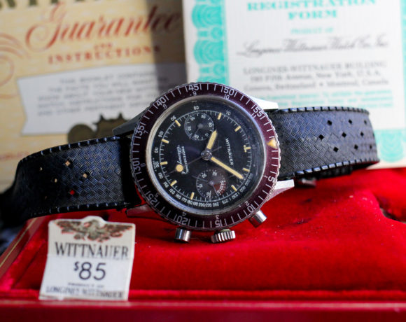 COMING SOON: Wittnauer Professional 7004 Chronograph